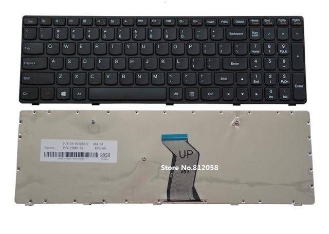 SSEA Novo Teclado DOS EUA Para Lenovo G500 G505 G510 G500A G505A G700A G700 G710 G710A laptop teclado preto