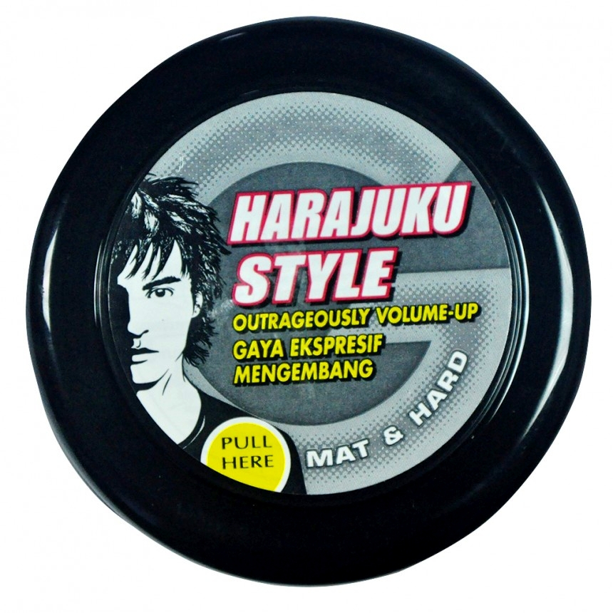 Gatsby Hair Styling Wax Harajuku Style Mat \u0026 Hard 75g Free Shipping Create  A Shine free \u0026 Casual Hairstyle Personal Hair Care,in Pomades \u0026 Waxes from  Beauty