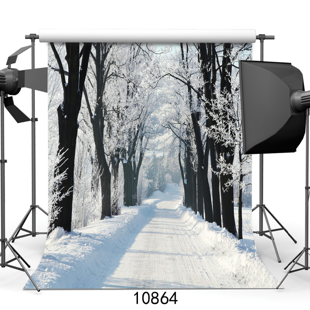 SJOLOON winter photography background snow forest photography backdrop wilderness photo backdrops for Photo studio vinyl props sjoloon autumn photography background fall forest photography backdrops lover photography background photo studio thin viny prop