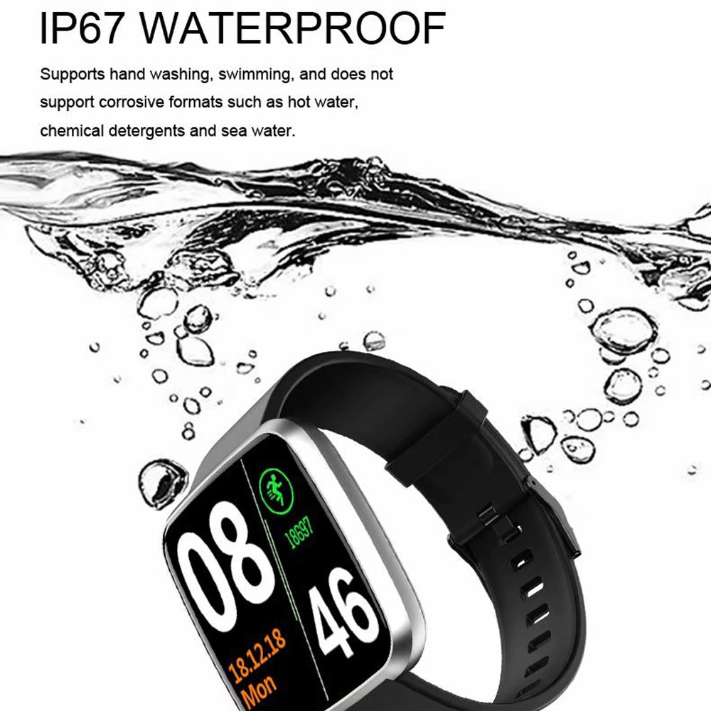 Fitness Smart Bracelet Watch S7 Blood Pressure Heart Rate Monitor Waterproof Sport Smartwatch Call Message App News Reminder in Smart Wristbands from Consumer Electronics