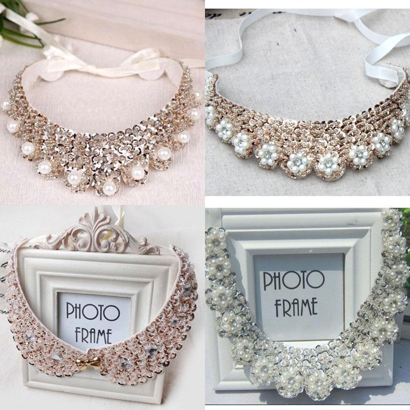 2015 vintage přívěsek oděvní doplňky collier femme náhrdelník skleněné korálky steampunk náhrdelníky a přívěsky šperky doplňky