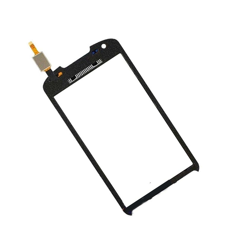Black For Samsung Galaxy Xcover 2 S7710 Digitizer Touch Screen Panel Sensor Glass Replacement