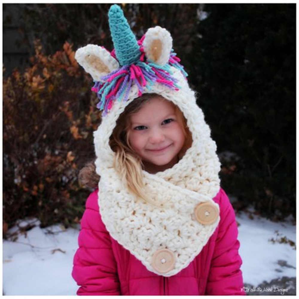 2018 детские зимние шапки для девочек и мальчиков детские вязаные шапки с
