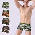 Underwear Men Boxer Shorts Breathable Camouflage Men's Underpants Modal Panties Boxers Brand Mens Elastic Sexy Shorts Clothing