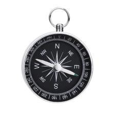 Compass-Tool Keychain Emergency-Compass Camping Navigation Outdoor-Tools Travel Hiking