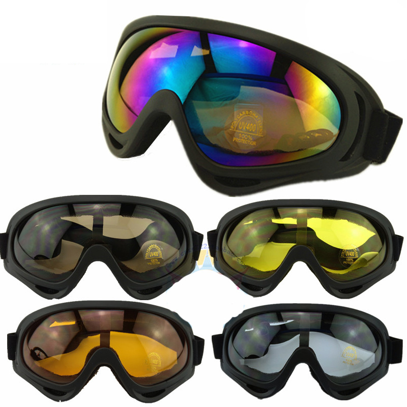 27fc25480d Detail Feedback Questions about Motorcycle Accessories Bike ATV Motocross  UVProtection Ski Snowboard Off road Goggles FITS OVER RX GLASSES Eyewear  For ...