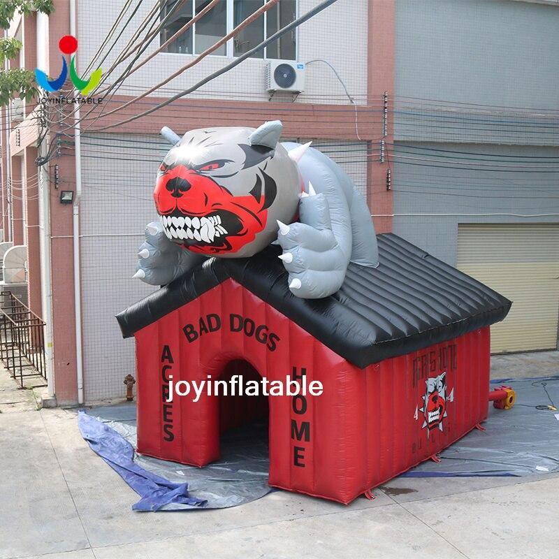 barraca animal inflavel da casa do cao 01
