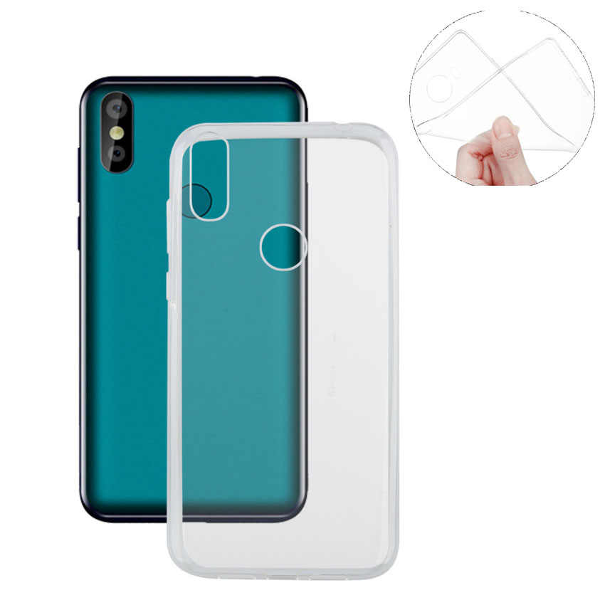 For Doogee Y8 Soft Case Ultra Thin Silicon TPU Mobile Phone Cases Cover For Doogee Y8