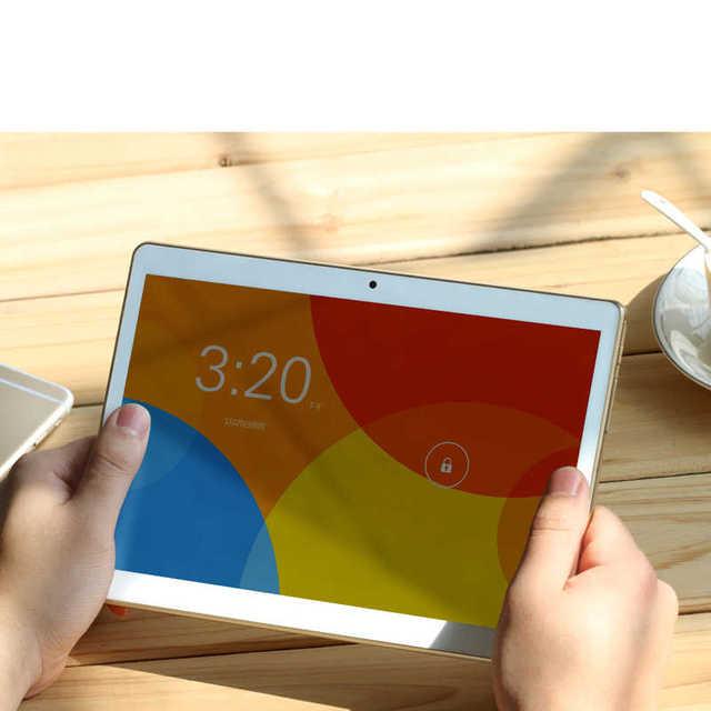 9.6 Дюймов Оригинальный 3 Г Телефонный Звонок Android Quad Core Tablet pc Android Wi-Fi Разъем Для Наушников FM Bluetooth 2 Г + 16 Г NiceTablets 7 8 9