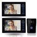 """7"""" TFT Color Display Wireless Video Intercom Doorbell Door Phone Intercom System"""