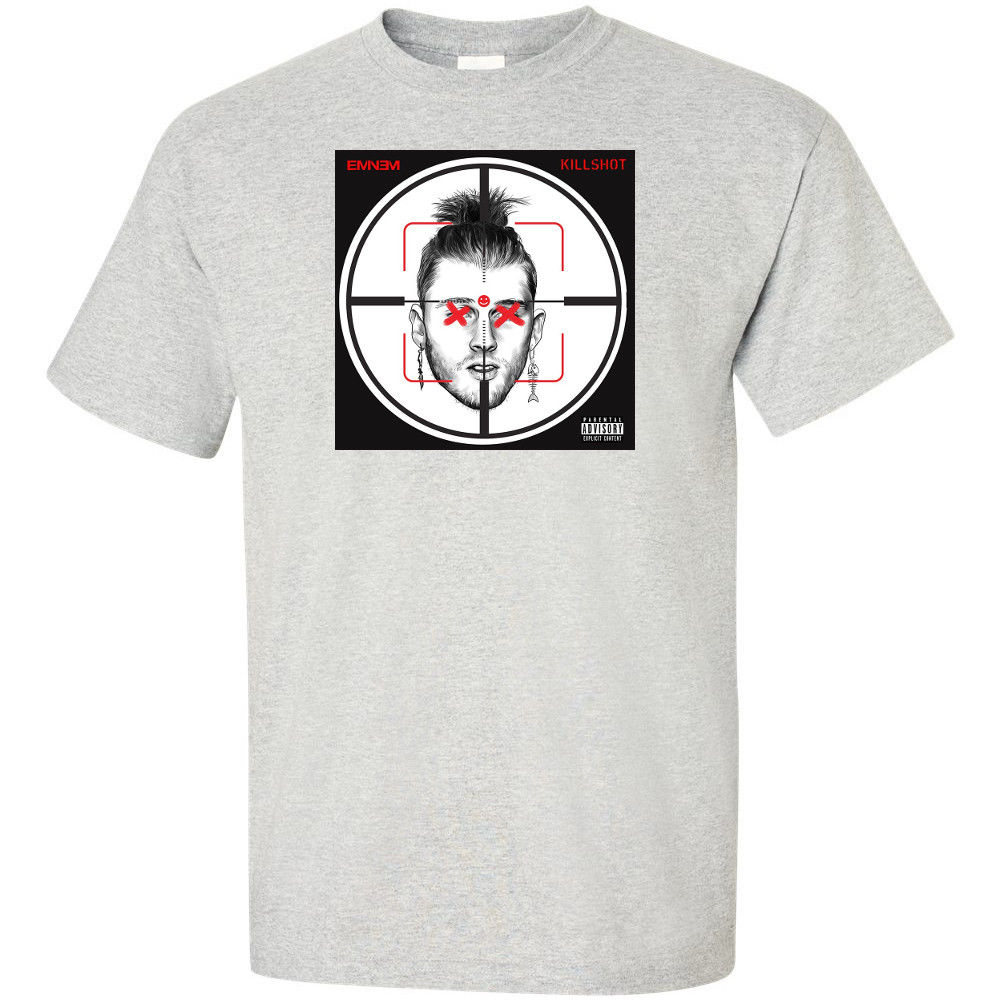 Hip Hop Rap Men T-shirt Eminem Recovery