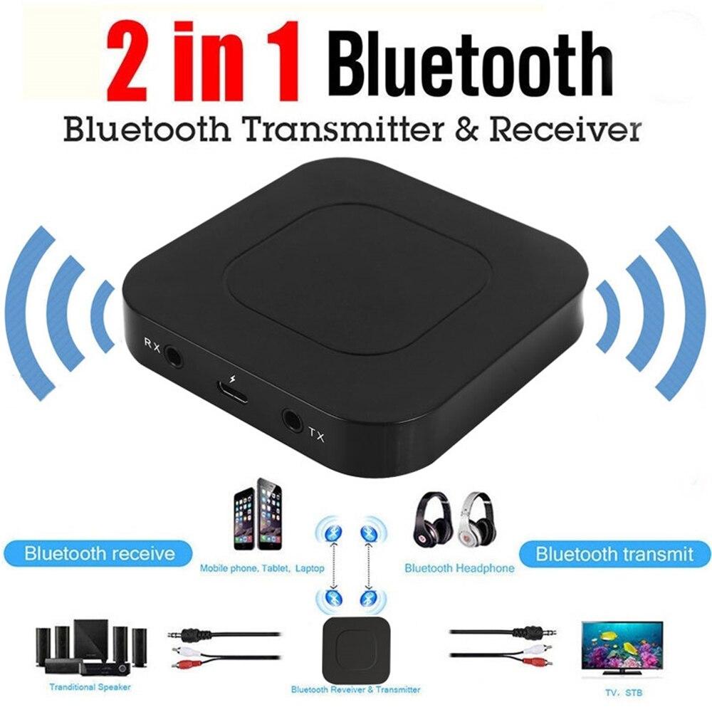 Unterhaltungselektronik Analytisch Drahtlose Bluetooth Sender Empfänger Adapter Stereo Audio Musik Adapter Mit Usb Ladekabel 3,5mm Audio Kabel Tragbares Audio & Video