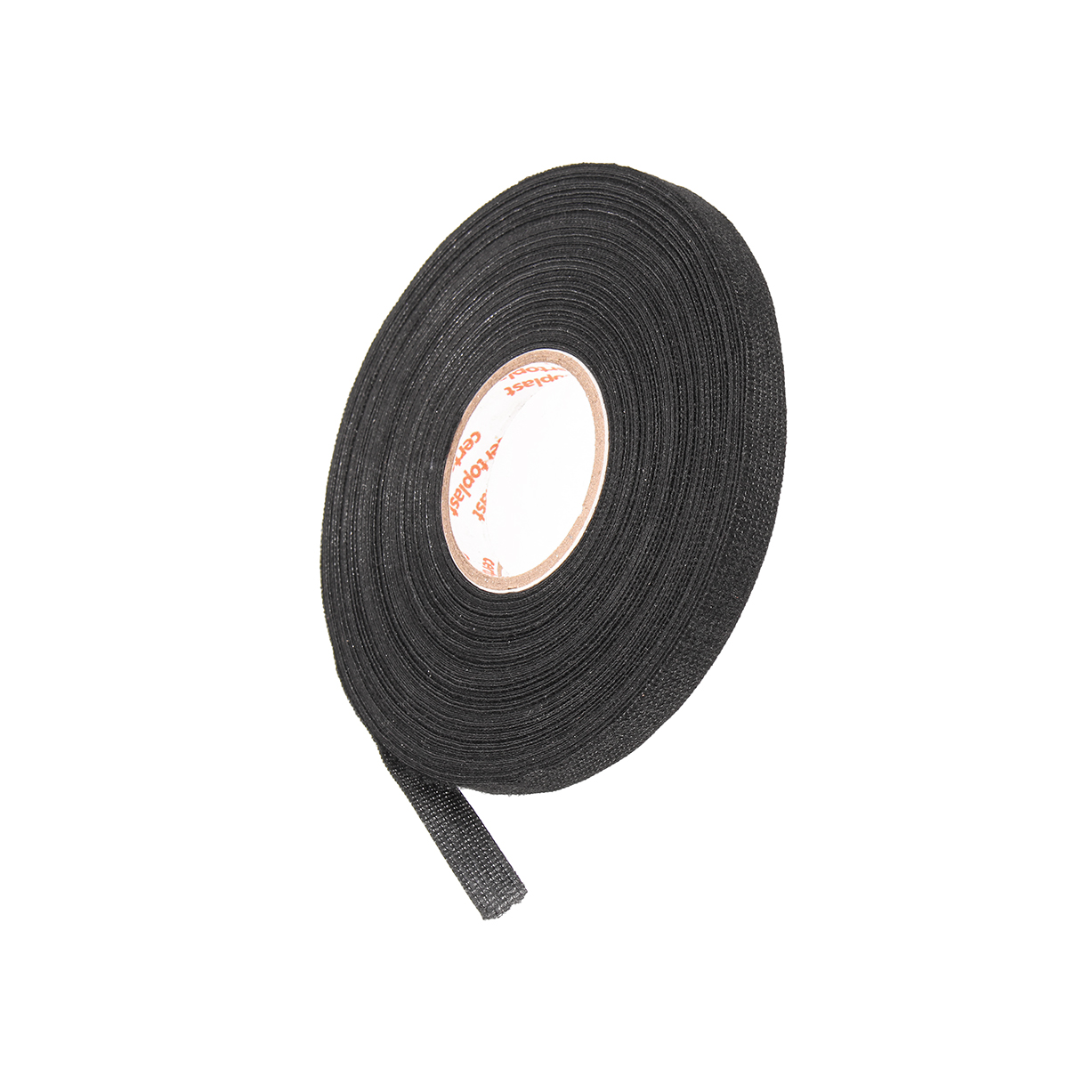 Mtgather Natural Rubber Car Wiring Loom Harness Adhesive Cloth Black Tape Fabric Cable 9mm X 25m In Sealers From Home Improvement On