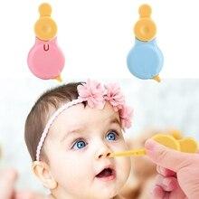 Ребенок копать Booger клип чистые уши нос Пинцет для пупка младенцев безопасные пинцеты младенческой чистящие принадлежности