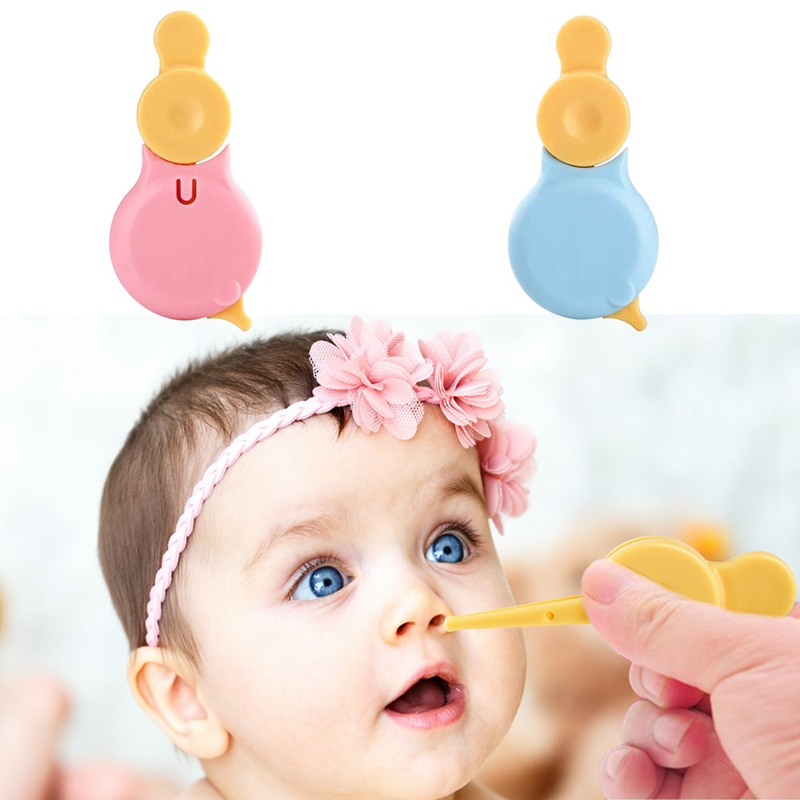 New Baby Dig Booger Clip Clean Ear Nose Navel Tweezers Babies Safety Forceps Infant Cleaning Supplies