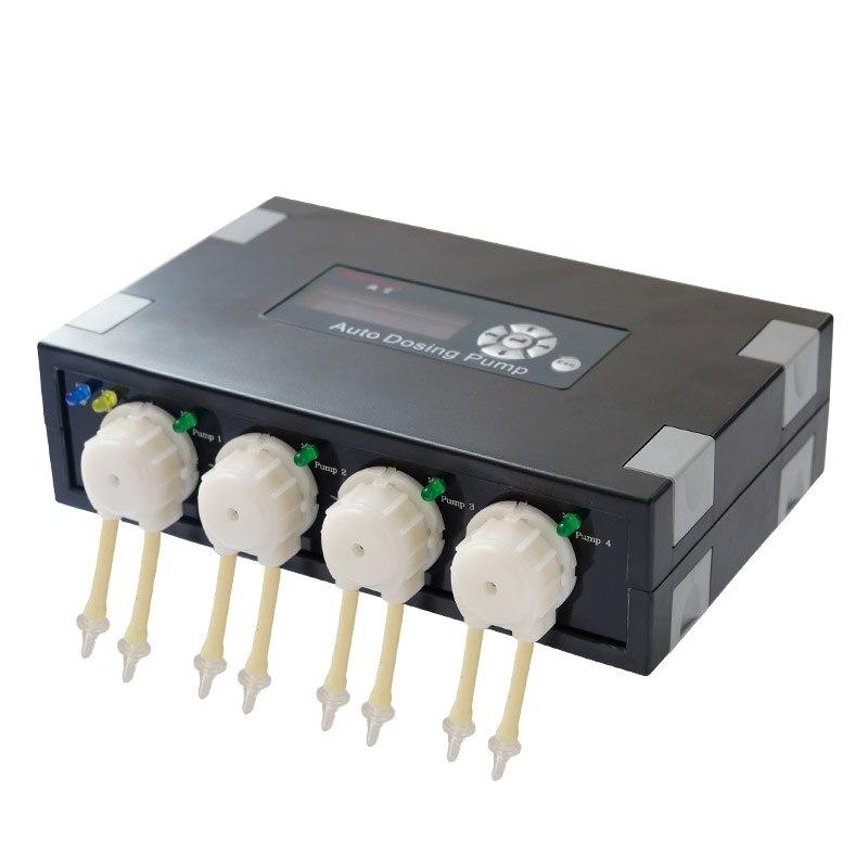 JEBAO DP2 DP3 DP4 DP-3S DP-4S Coral цилиндра автоматического титрования насос перистальтический насос автоматическое дозирование насос сроки добавлены
