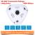 2 Way Voz Câmera 360 VR VR Panorama 3D Câmera de Vídeo CCTV HD 960 P Câmera IP Sistema de Vigilância 360 Câmera De Vídeo Mini câmera