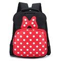 Водонепроницаемый Мультфильм минни маус рюкзаки/дети детские сумки рюкзаки для детей/ребенок школьные сумки сумки на ремне для мальчиков и девушки