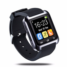 Time Owner Bluetooth Smartwatch U80 Watch Men Women Kids WristWatch Pedometer BT Call for Samsung Xiaomi LG Android Smart Phone(China)