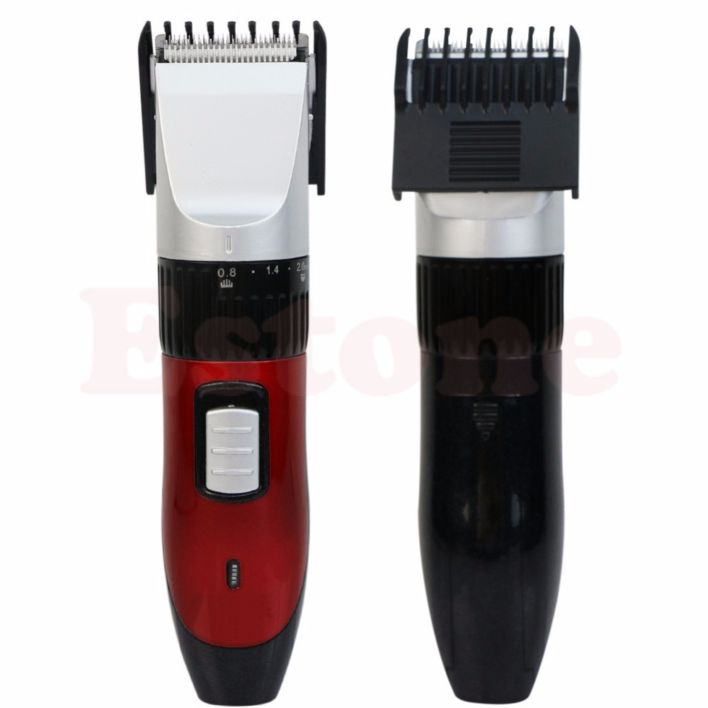 Professional Men's Electric Shaver Razor Hair Beard Cut Clipper Trimmer Barber  EU plug  -B118 philips brl130 satinshave advanced wet and dry electric shaver