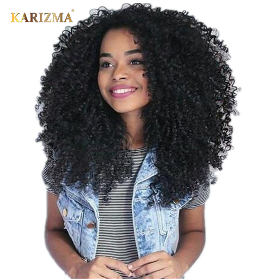 Brazilian Kinky Curly Hair Bundles Natural Color Hair 1PC 100% Human Hair Weaving Non Remy Hair Extensions Free Shipping