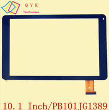 "10.1"" inch PB101JG1389 FOR FONDI YSHICA Tablet PC  capacitive touch screen panel Glass Sensor Replacement"