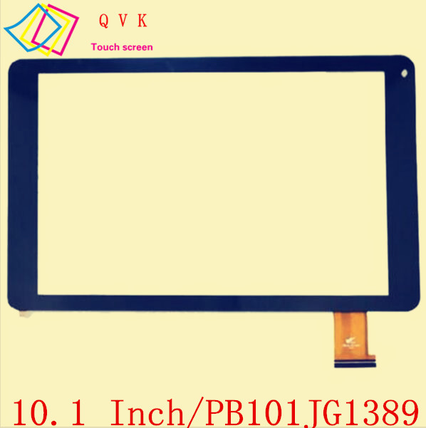 10.1 inch PB101JG1389 FOR FONDI YSHICA Tablet PC  capacitive touch screen panel Glass Sensor Replacement 10 1 inch capacitive touch screen panel digitizer glass replacement for goclever aries 101 tablet pc