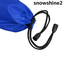 snowshine2 #3001 5PCS Sunglasses Eyeglasses Drawstring Dust Pouch Bag free shipping