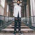 2017 pantalones Pantalones de Algodón Flaco joggers Basculador hombres de Camuflaje pantalones pantalones Casuales pantalones de Chándal Hombres de Camuflaje pantalones de Camuflaje militar
