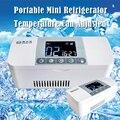Новый Портативный хранения Инсулина Сумка-Холодильник Диабетическая Инсулин Cooler Box Аккумуляторная холодильник Мини холодильник ice box сумка