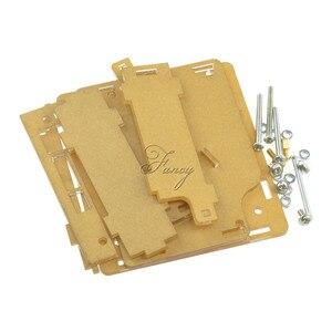 Новейшая версия индукторного конденсатора ESR Meter DIY MG328 Многофункциональный тестер + чехол