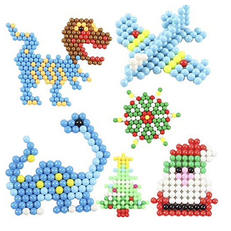 Fuse Bead Jigsaw Puzzle 3d For Children Abalorios 1000pcs/bag Hama Beads Perler Beads Puzzle Education Toy Toys & Hobbies