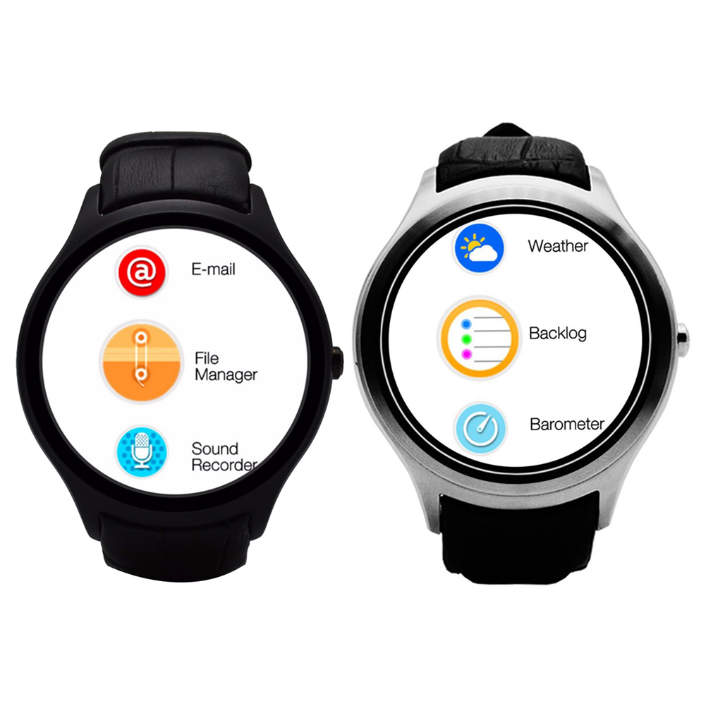 2017 nuevo n ° 1 d5 + ip65 smart watch 8 gb rom + 1 gb de ram 2g WiFi Bluetooth