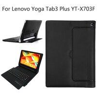 For Lenovo Yoga Tab 3 Plus TAB3 Plus YT X703F X703L 10 1 Inch Detachable Bluetooth