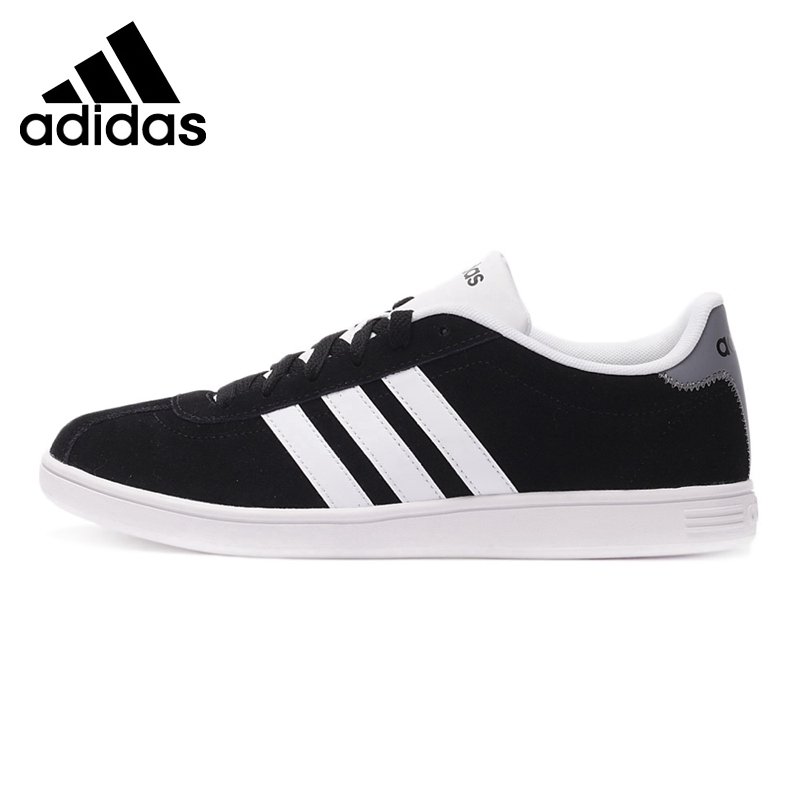 -30% Original New Arrival 2017 Adidas NEO Label Men\u0027s Skateboarding Shoes  Low Top.