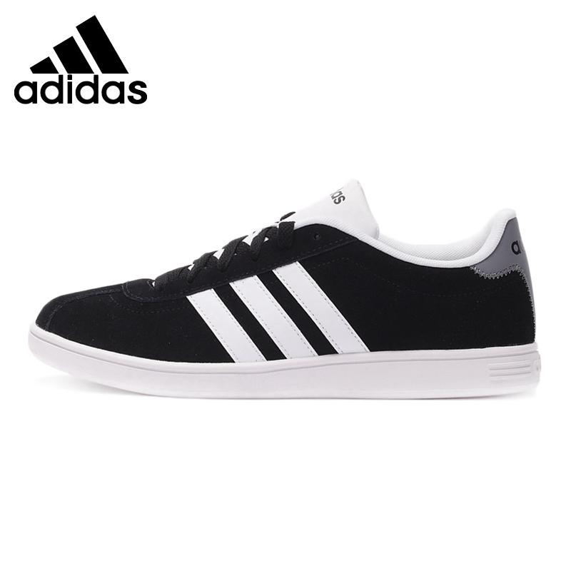 Prix pour Original Nouvelle Arrivée 2017 Adidas NEO Étiquette Hommes Planche À Roulettes de Chaussures Low Top Sneakers