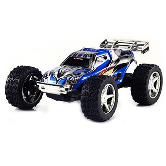 Wltoys Mini Buggy Rc - Remote control car Style 4 X 4 Radio Control - 30 Km / H - Super High Speed Racing - Rechargeable - 5 S