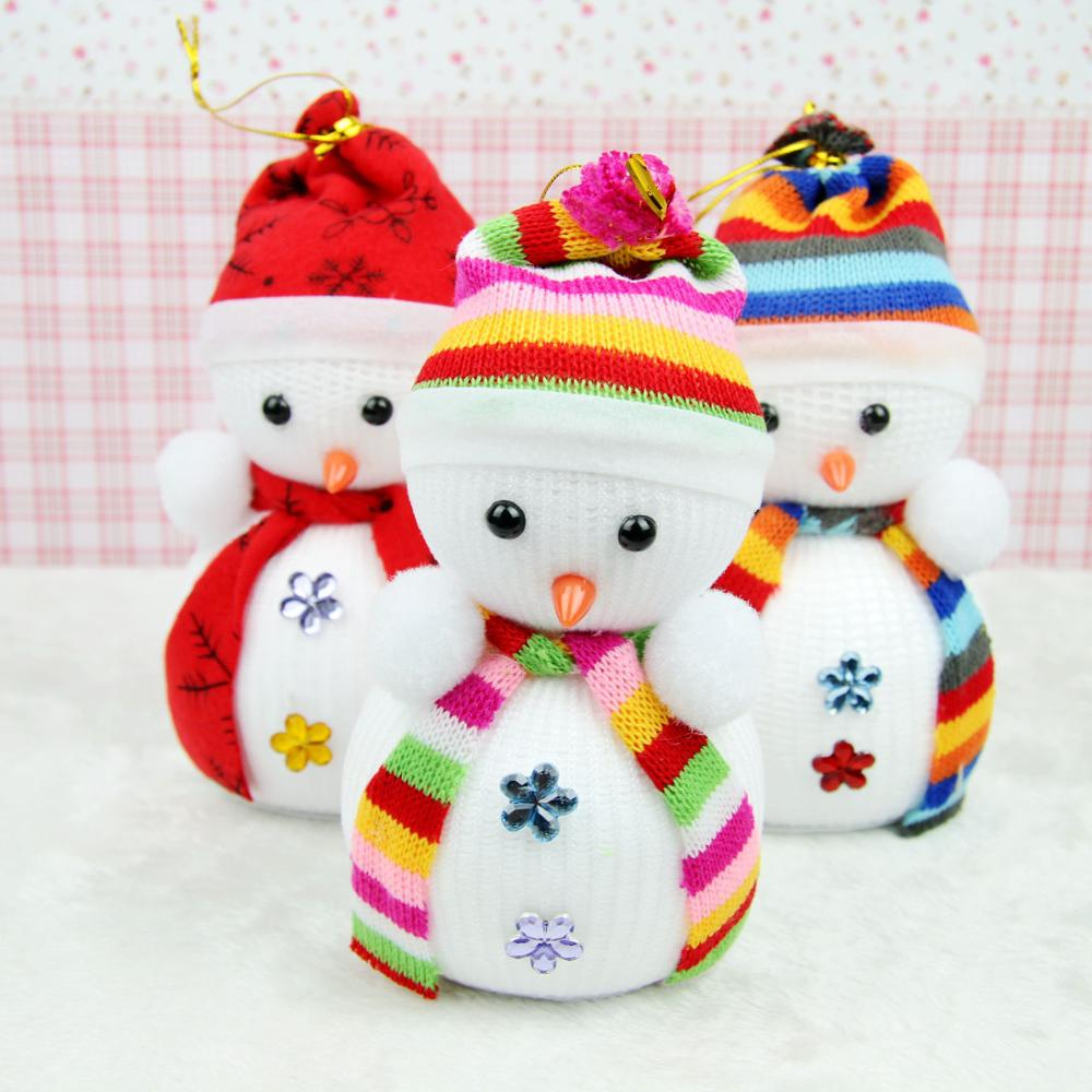 Cool Snowman Decoration Ornaments For Christmas Tree: Creative Christmas Decorations, Christmas Party Christmas