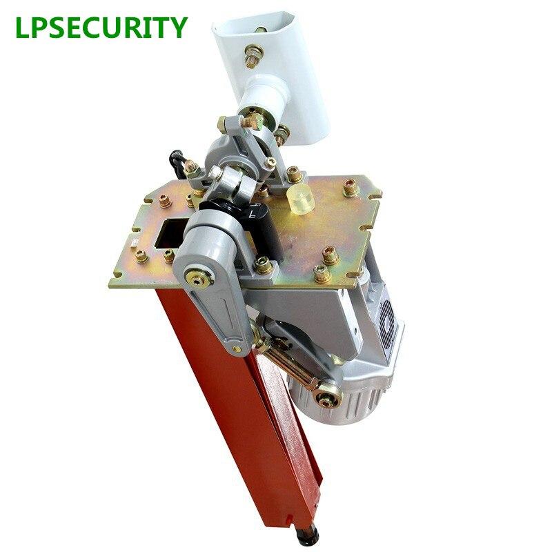 Lpsecurity автоматическая парковка ворота механизм барьер автостоянки механизм для максимальная длина стрелы 6 м или 20 футов ...