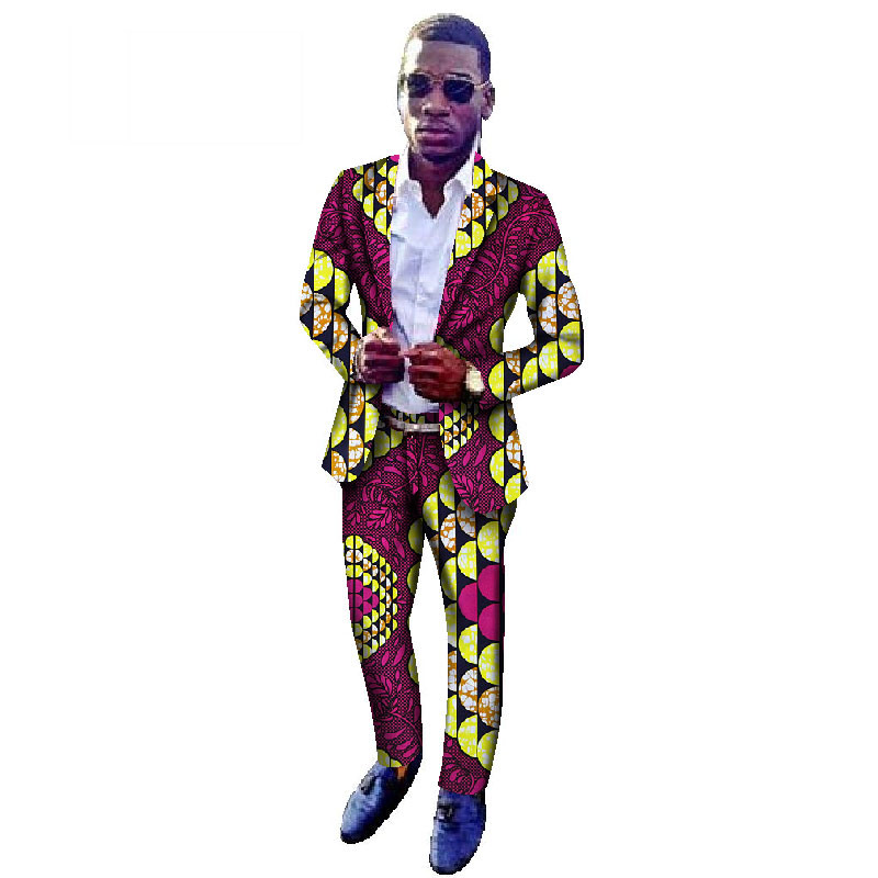 2018-Customized-2-Pieces-Pants-Suits-Traditional-Africa-Style-Suit-Men-Fashion-Party-Suit-Men-Suit(10)