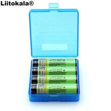 Placa de proteção de bateria liitokala, 4 unidades, 2019 18650 v 3.7 mah › lthium, adequado para lanterna