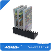 Foleto 2pcs Lot Game Card Box Storage Stand CD Disk Holder Support For Nintend Switch NS