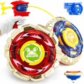 2pcs/lot Metal Fusion Beyblade Spinning Top Toy For Kids Child Christmas Gift Fight Master Classic Toys