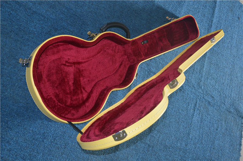 Human  best selling electric guitar hardcase guitar from china direct if you only this hardcase please add us$40