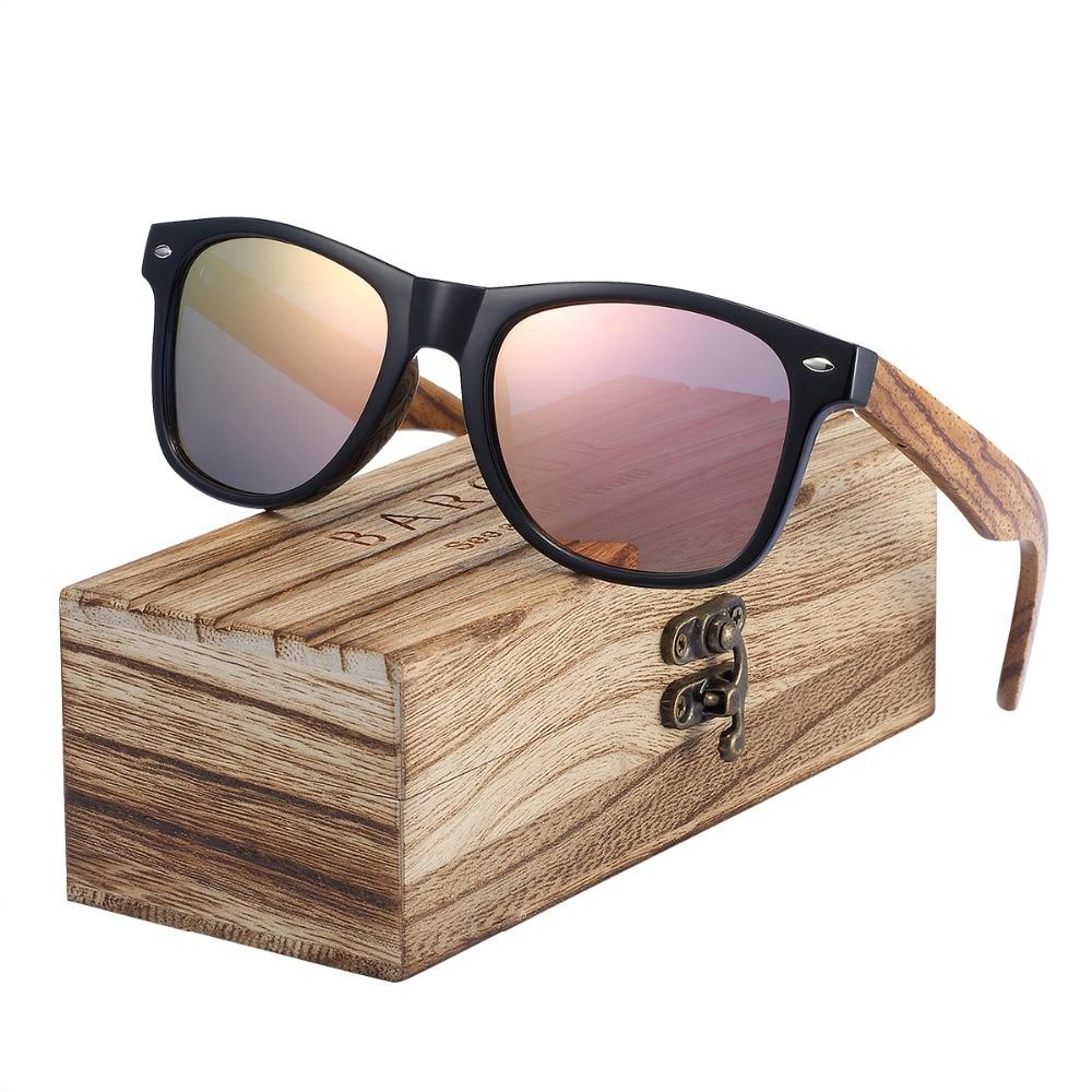 633127e63a72f ... Zebra Óculos De Madeira Feitos À Mão Do Vintage Quadro Masculino óculos  de Condução óculos de Sol Óculos Shades Gafas Com Caixa Barato Online Preço.
