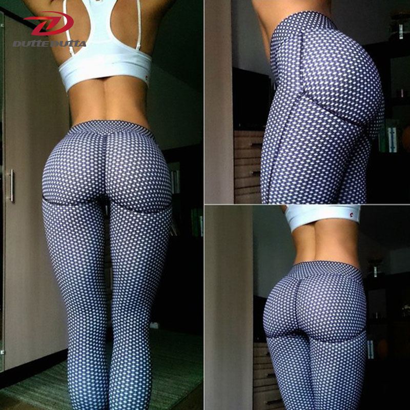 Sexy Shaping Hip Yoga Pants Women Fitness Tights Workout Gym Running Bottom Slim Low Waist Sports Leggings Training Clothing As Effectively As A Fairy Does