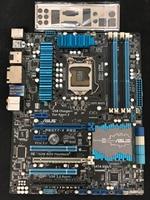 Оригинальный материнская плата Asus P8Z77 V Pro DDR3 LGA 1155 для I3 I5 I7 Процессор 32 ГБ USB3.0 SATA3 Z77 материнской Бесплатная доставка