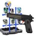 Paintball pistola nerf pistola y pistola de bala suave juguetes de plástico cs juego de Disparo de Agua de Cristal Pistola de Aire Suave Pistola Pistolas y objetivos juguete