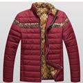Jacket Men Winter 2017 Coat Male Bomber Jacket Men Cotton Palace Brand Outwear Mens Cotton Jackets Slim Clothing XXXL OMG