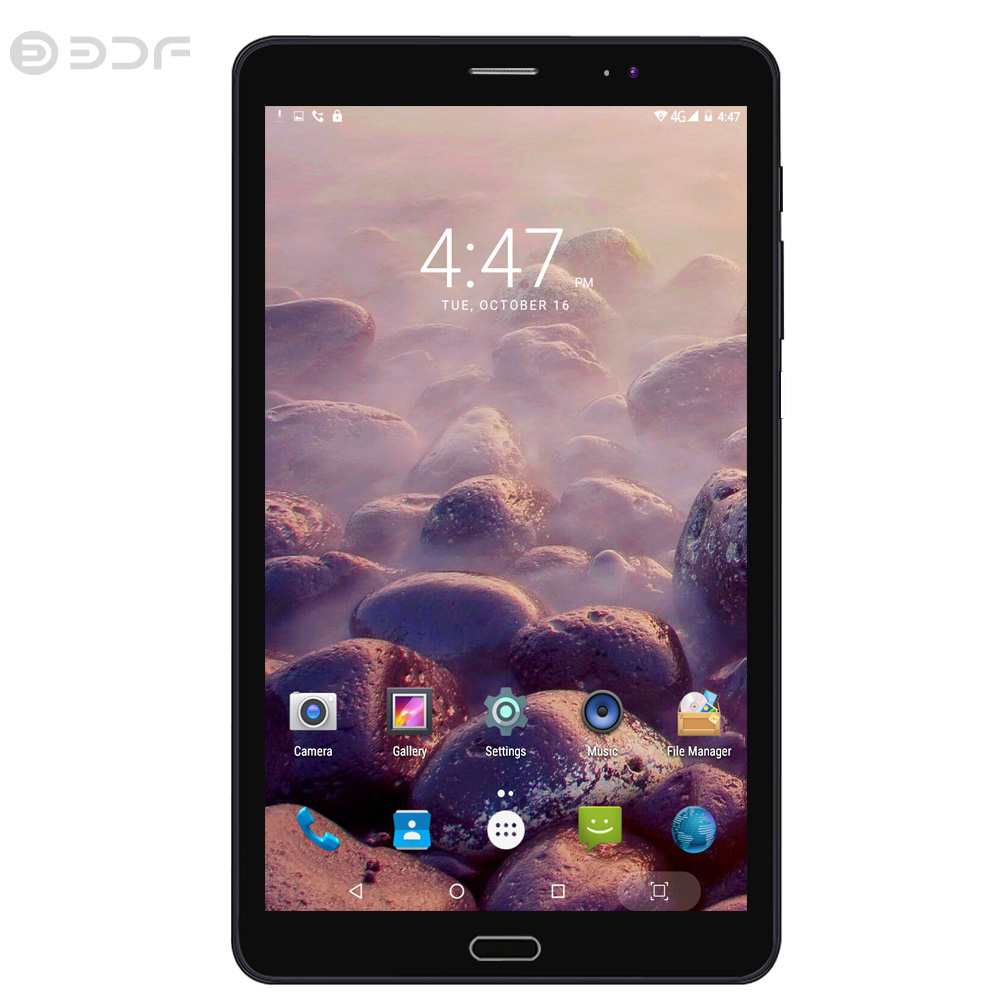 8 Inch New 4G Phone Call Tablet Pc Octa Core Android 7.0 Tablets 4GB 64GB WiFi Bluetooth 3G 4G LTE Mobile Dual SIM 5MP+12MP